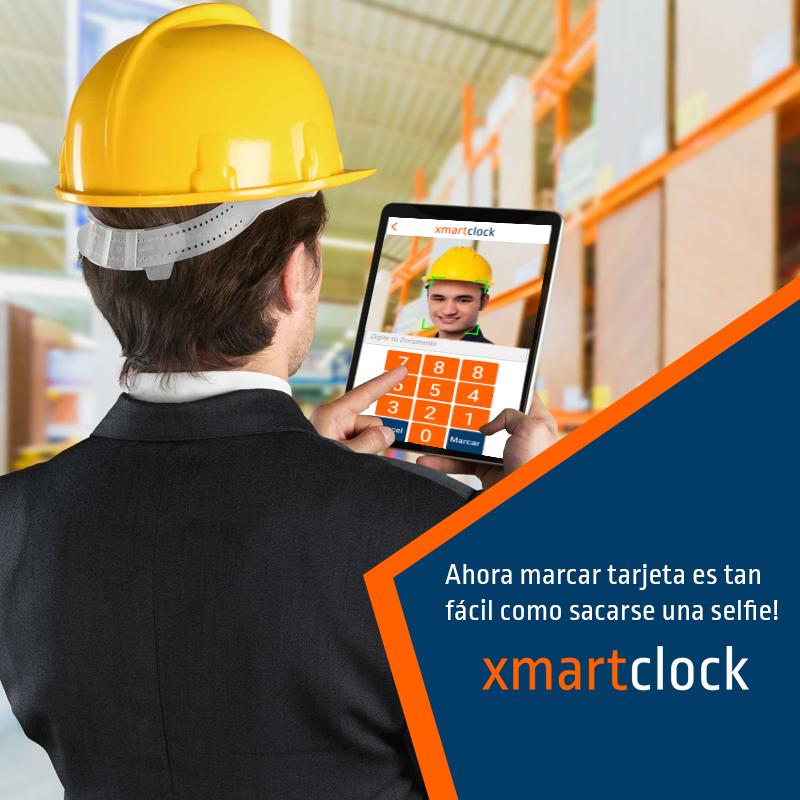 Control De Asistencia Y Horarios Con Xmartclock App