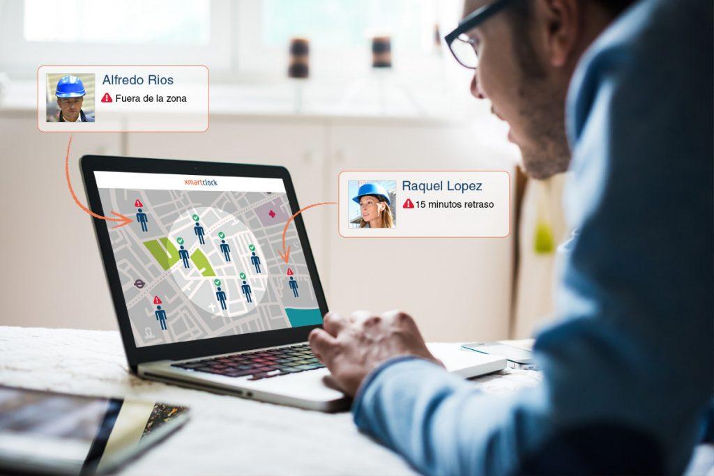 Entérate cómo localizar a tus empleados ahora ¿Dónde están trabajando?